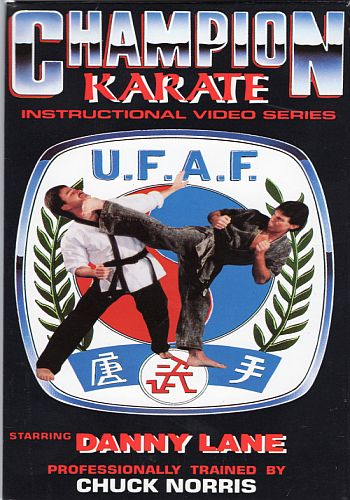 Danny Lane Champion Karate Video Series